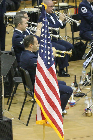 Heritage of America Band Concert 2016