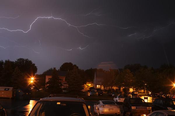 Lightning Strike May 27, 2010