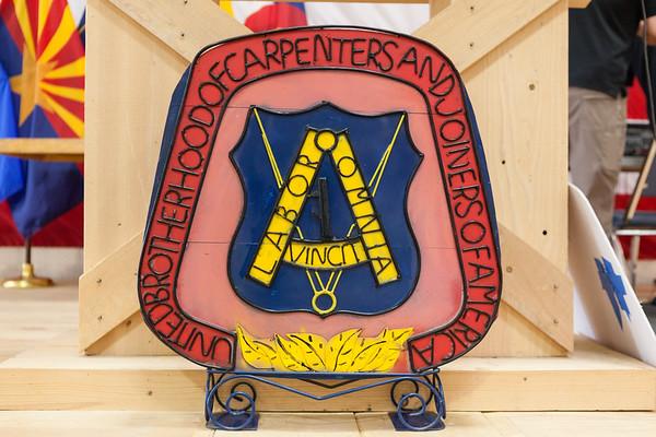 Carpenters Local 209 13th Annual Skills Event