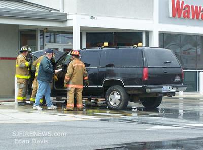 04-08-2007, Vehicle, Upper Deerfield Twp. Cumberland County, Rt. 77 at the Wawa