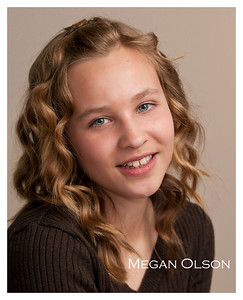 Headshots - Megan