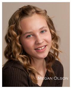 Headshots - Megan