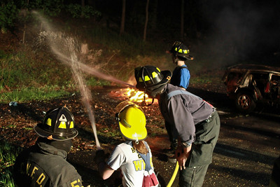 5-4-11 Brush Fire Drill