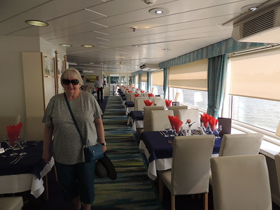 2018 Danube Cruise -- On Board Ship