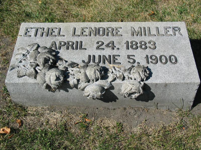 Ethel Lenore Miller