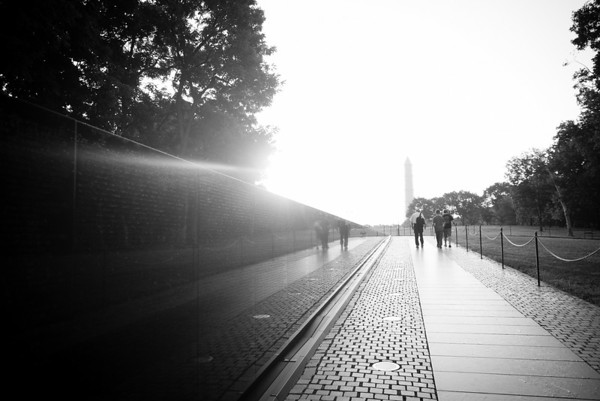 Vietnam Memorial- Washington, D.C.