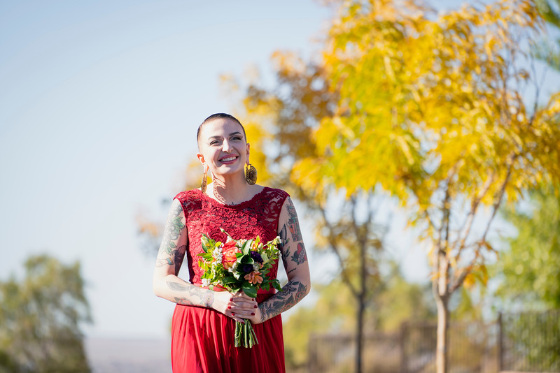 Sandia Hotel Casino New Mexico October Wedding Ceremony C&C-18.jpg