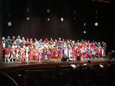 2017 Lower School Winter Program