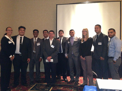2013 Student Chapters Night