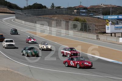 Pre-Reunion Group 5 - 1961-1966 GT Cars under 2500cc / 1962-1966 under 2-Liter Trans-Am