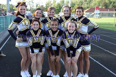 2013-14 Cheerleaders