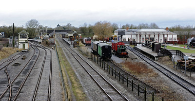 Buckinghamshire Railway Centre, 2012