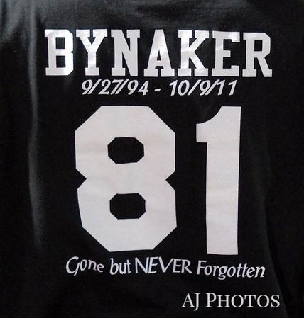 2011 10 14 Remembering A Fallen Mustang  #81 Ben Bynaker