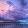 tropical bill sunset