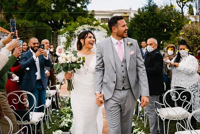 Wedding Lana + Adel