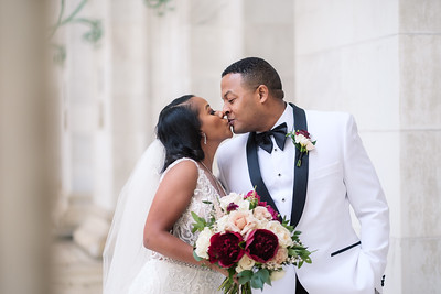 Amira & Dexter Wedding