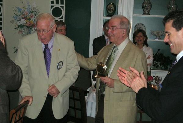 Paul Harris Dinner 2008