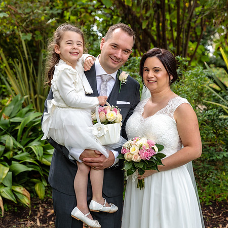 Natalie and Mathew - Wedding
