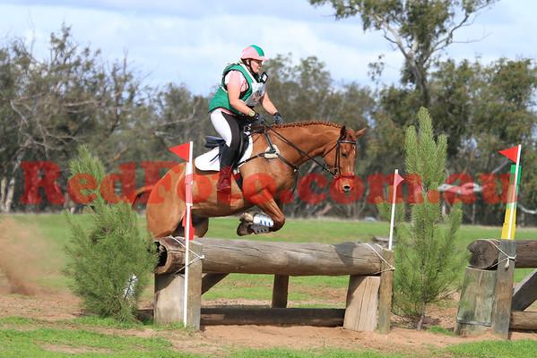 2014 05 18 Moora Horse Trials CrossCountry EvA95