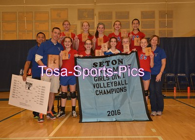 Seton Volleyball