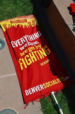 Denver May Day Rally - 5/1/17