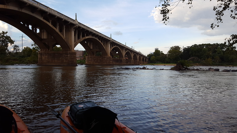 Saluda River - Kayaking - 9-13-2016