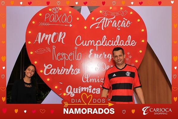 Carioca Shopping - Dia dos Namorados