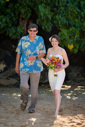 Bonnie & Jason, Makena Cove, 031814