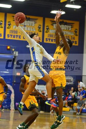 Boys Varsity Basketball vs Oakridge 01*16*20