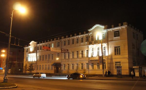 2013-11-02 Владимир-Суздаль-Иваново