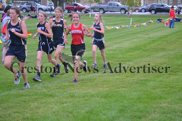 9-19 Creston Cross Country meet