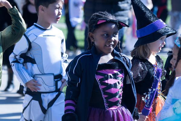 LS Halloween Parade 2017