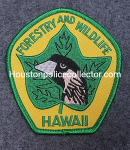 Hawaii Forestry & Wildlife