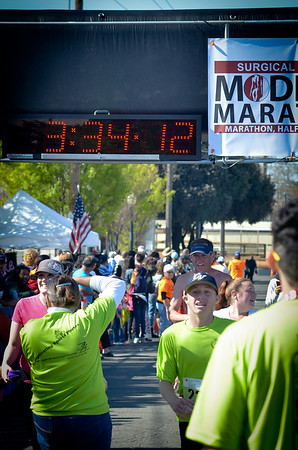 Modesto Marathon 2013