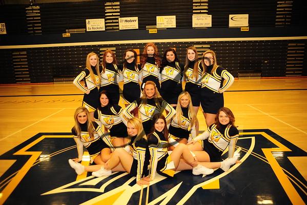 Cheer Winter 2014-15