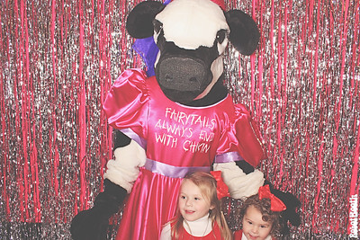 2-4-17 Atlanta Chick-fil-a PhotoBooth - Daddy Daughter Date Night - RobotBooth