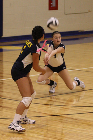 North Ridgeville JV Volleyball 2011