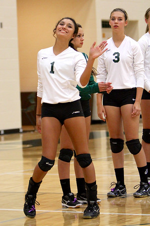 Zeeland West Volleyball vs Wyoming