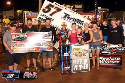 Williams Grove Speedway ASCoC - 7/17/20 - Paul Arch