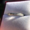 1.20ctw French Cut Eternity Band 6