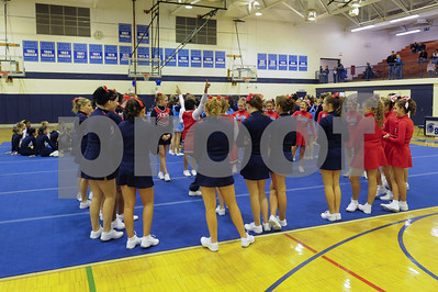 1/10/09 Stevenson Spartan Competitive Cheer Invitational - Frashman/JV - Closing & Awards