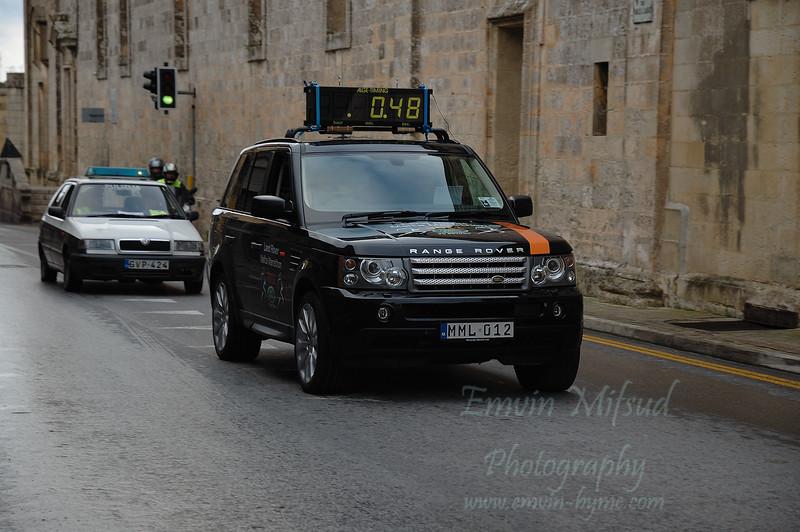 Land Rover Malta Marathon 2011