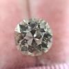 2.35ct Antique cushion Cut Diamond, GIA K VS1 25