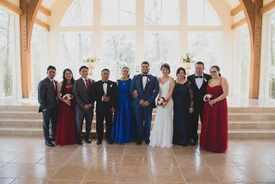 Alan and Jen | Formals and Groups