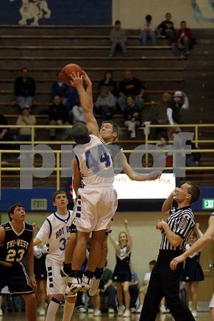 Tri-West v Franklfort Boys Basketball