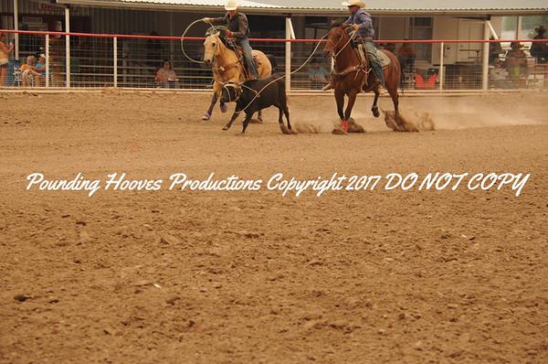 Sierra County 6-22-13 Sr Team Roping