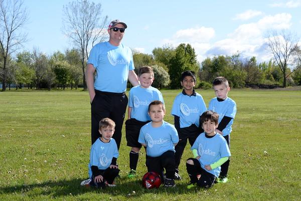 U 10 Boys Team 10
