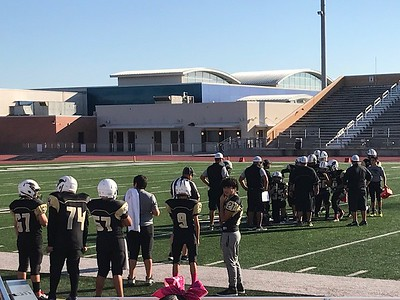 8th Grade Football Games 2018