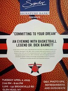 Dr Dick Barnett