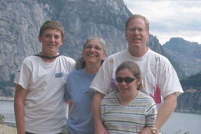 Yosemite, Fall 2006